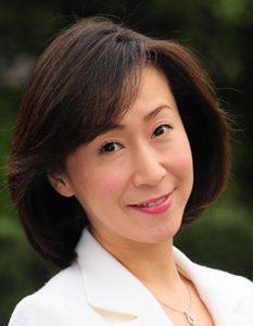 代表理事の林久美子の画像